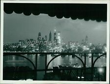 1962 New York City Night and the City Original New Service Photo