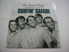 BEACH BOYS - SURFIN' SAFARI - LP REISSUE VINYL NEW SEALED 2013
