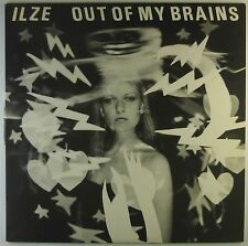 "12"" Maxi - Ilze - Out Of My Brains - L5469h - RAR - washed & cleaned"