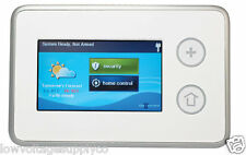 2gig-TS1 Touch Screen Keypad Wireless Security Alarm System Additional Vivint