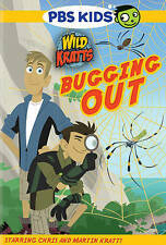 Wild Kratts: Bugging Out 2014 by PBS *Ex-library*