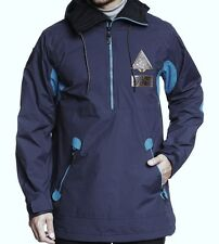 ANALOG Men's REVEL Shell Snow Jacket - Navy Blue - XL - NWT