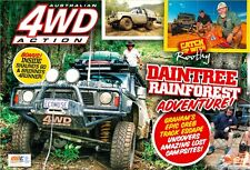 4WD Action DVD 207 - Daintree Rainforest Adventure CREB Track