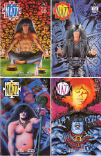 THE NAZZ #1-4 - Prestige Format - Back Issues