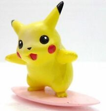 "FAKE/FALSO-POKEMON MONSTER-""PIKACHU SUL SURF""-n° 025-cm5x3-TOMY/C.G.T.S.J./CHI"