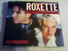 ROXETTE - IT MUST HAVE BEEN LOVE - CD SINGLE