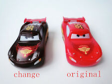 Mattel Disney Pixar Cars Color Changers Lightning McQueen Red New Loose