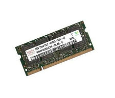 2GB HYNIX DDR2 SO DIMM 800 Mhz RAM HYMP125S64CP8-S6 AB Notebook Speicher
