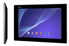 WATERPROOF Sony Xperia Z2 4G LTE Tablet, Black 10.1-Inch 32GB (Verizon Wireless)