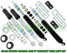 "3"" FRONT/2"" REAR LIFT KIT WITH BILSTEIN B8 5100 SERIES SHOCKS 05-15 TACOMA 4WD"