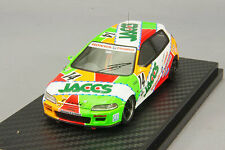1/43 Ignition IG Honda Civic JACCS EG6 #14 1993 JTC IG0450