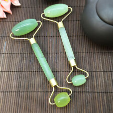 Ancient Face Body SPA Massage Roller Facial Jade Stone Anti-aging Cold Therapy
