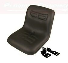 "16"" Flip Seat with BrackeTs for Mitsubishi Rhino Satoh Iseki Minneapolis Moline"