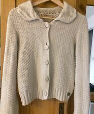 See By Chloé Wool Collared Cardigan Size Small