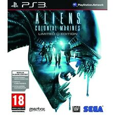 Aliens colonial marines édition limitée PS3 game brand new