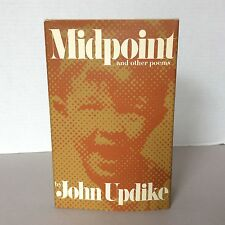Midpoint By John Updike First/1st Edition 1969 HC/DJ