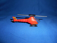 HELICOPTER AIRCRAFT D-HUMP Red Plastic Toy Vehicle Kinder Surprise Egg 1996