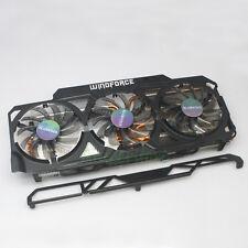 NVIDIA GTX 3 VGA Radiator Fan Heatsink Cooler For Gigabyte GTX770 4GB GV-N770OC