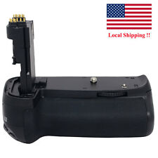 US Local Meike Battery Pack Grip for Canon EOS 70D 80D Camera Replace as BG-E14
