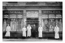 pt2078 - Denholme Co-op Store , Yorkshire - photograph 6x4