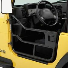 Bestop HighRock Element Doors 97-06 Jeep Wrangler TJ & Unlimited LJ Satin Finish