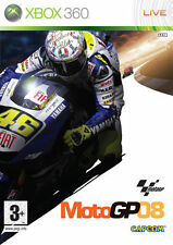 Moto GP 08 (Motorbike 2008) XBOX 360 IT IMPORT CAPCOM