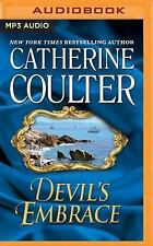 Devil's Embrace by Catherine Coulter (2016, MP3 CD, Unabridged)