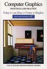 Computer Graphics: Principles and Practice in C (2nd Edition) Foley, James D.,