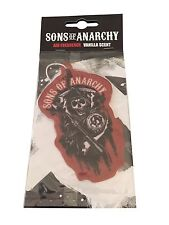 Sons Of Anarchy Reaper Car or Home Air Freshener Vanilla Scent New Licensed
