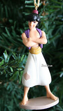2015 Disney Aladdin Movie JASMINE STREET RAT BOYFRIEND Christmas Ornament PVC