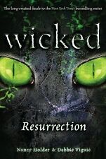 Resurrection (Wicked) - New - Nancy Holder - Paperback