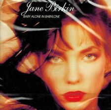 MUSIK-CD NEU/OVP - Jane Birkin - Baby Alone In Babylone