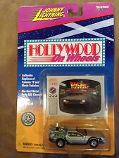 Johnny Lightning - Hollywood on Wheels - Back to the Future