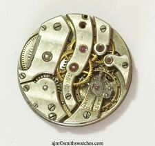 SWISS LEVER HIGH GRADE WRISTWATCH MOVEMENT  R32