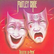 Mötley Crüe - Theatre of Pain (CD, Sep-2008) MOTLEY CRUE NEW SEALED