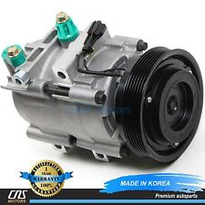 For 99-06 Hyundai Sonata Kia Optima 2.5L 2.7L OEM A/C Compressor w/ Clutch 58185