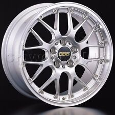 BBS 18 x 8.5 RSGT Car Wheel Rim 5 x 112 Part # RS913EDSPK
