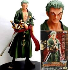 One Piece Roronoa Zoro PVC Figure DX the Grandline Men vol.12 Banpresto Japan