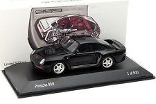 Porsche 959 schwarz 1:43 Spark