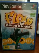 Flow Urban Dance Uprising PLAYSTATION 2 PS2  -FREE POST