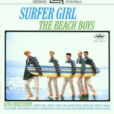 "THE BEACH BOYS ""SURFER GIRL / SHUT DOWN VOL.2"" CD NEU"