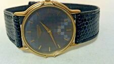 Vintage LONGINES Swiss Gold plated Quartz  Watch 7 jewels.unisex size