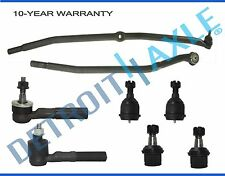 Brand New 8pc Complete Front Suspension Kit - Dodge Ram 1500 2500 3500 4x4 / 4WD