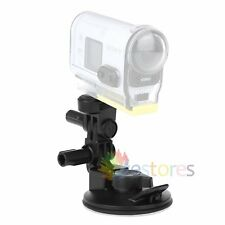 DAZZNE Suction Cup Car Mount Support Holder Stand For Sony Action Sport Camera