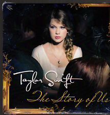 TAYLOR SWIFT The Story Of Us CD SINGLE One Track  Numbered Limited Edition NEW