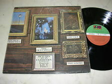 EMERSON, LAKE & PALMER Pictures At An Exhibition *NEW ZEALAND NON-FOC PRESS´72*
