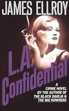 L. A. Confidential by James Ellroy 1990, Hardcover, VG, 1st Edition 1st Printing