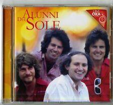 ALUNNI DEL SOLE  - UN'ORA CON - BEST   CD NUOVO SIGILLATO