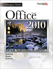 Microsoft Office 2010 Marquee Series, Paperback, College, Computer & Internet
