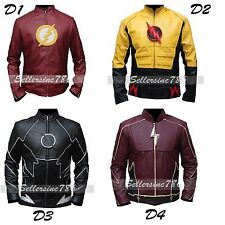 THE FLASH JACKET COSTUME IN DIFFERENT DESIGNS